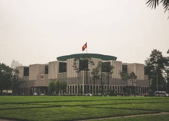 vietnam government building